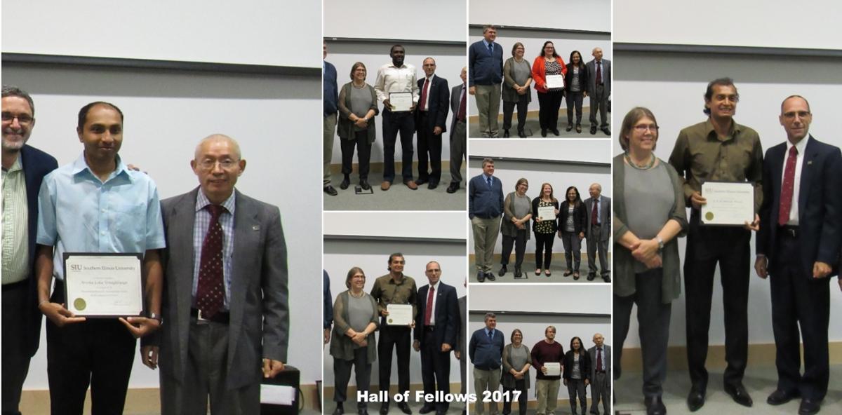 thesis award siuc