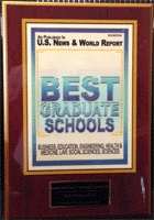 Grad School Plaque